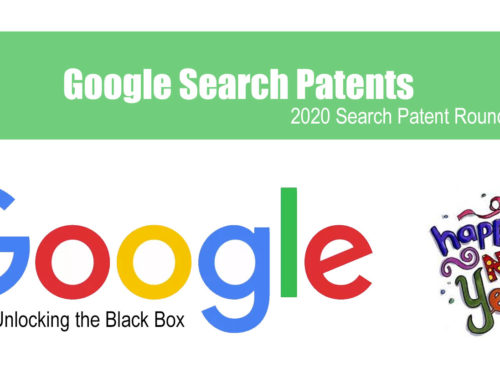 Google Search Patents 2020: Die Mega-Post-Zusammenfassung
